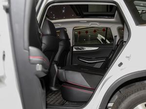 2018款280T 自动精智型 后排座椅放倒