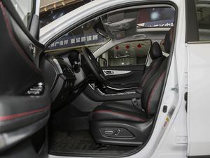 2018款280T 自动精智型 前排空间