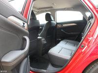 空间座椅逸动XT后排空间