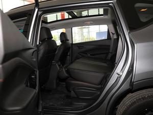 2018款Redline 530T 自动耀享版 5+2款 后排座椅放倒