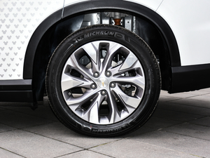 2018款530T 米奇定制版 5+2款 轮胎