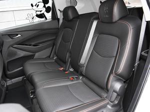 2018款530T 米奇定制版 5+2款 后排座椅