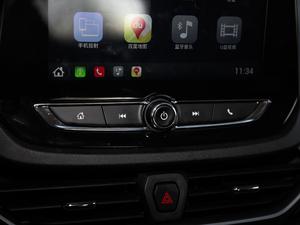 2018款Redline 530T 自动耀享版 5+2款 中控区