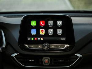 2018款Redline 530T 自动耀享版 5+2款 中控台显示屏