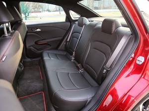 2019款RS 330T 自动痛快版 国VI 后排座椅