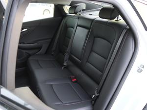 2019款Redline 550T 锐智版 后排座椅