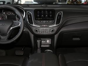 2019款Redline 550T 自动四驱拓界版RS 中控台