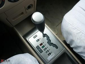 2009款1.4SE 自动 变速挡杆