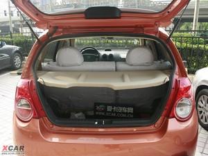 2009款1.4SE 自动 行李厢空间