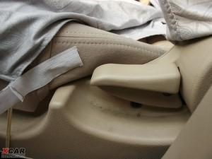 2009款1.4SE 自动 座椅调节