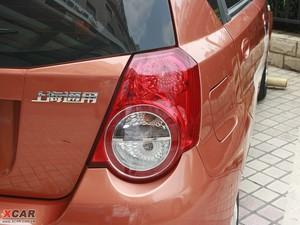 2009款1.4SE 自动 尾灯