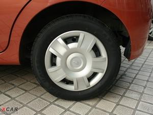 2009款1.4SE 自动 轮胎