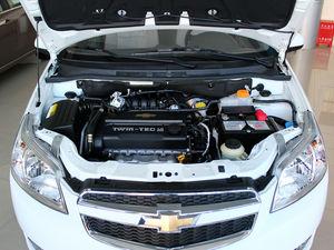 2010款1.6L 手动魅动版 发动机