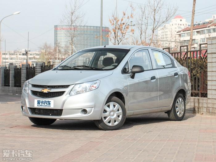 惠5000元 2013款赛欧三厢现车在售图片