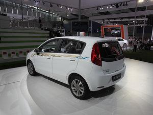 2013款电动车 整体外观