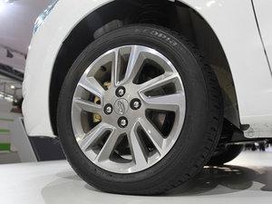 2013款电动车 细节外观