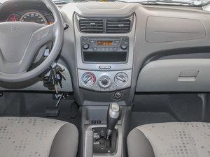 2013款1.2L EMT理想版 中控台