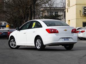 2015款经典版 1.5L 手动SE 后侧45度
