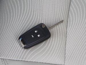 2015款经典版 1.5L 手动SE 钥匙