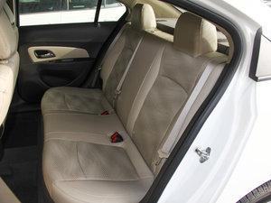 2015款经典版 1.5L 手动SE 后排座椅