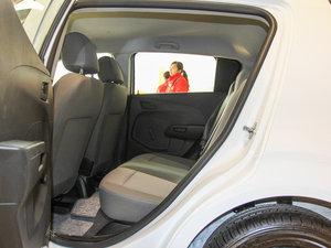 2014款1.4L 手动舒适版 后排空间