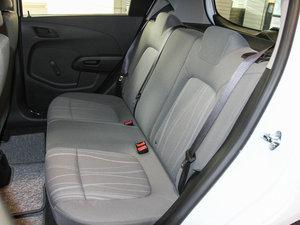 2014款1.4L 手动舒适版 后排座椅
