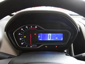 2014款1.4L 手动舒适版 仪表