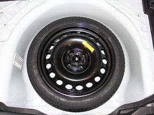 2014款1.4L 手动舒适版 备胎