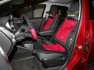 2016款1.5L 自动Mickey定制版 前排座椅