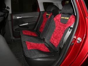 2016款1.5L 自动Mickey定制版 后排座椅