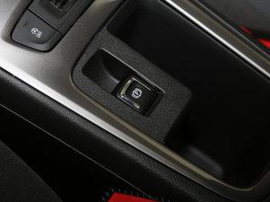 2017款1.4T DCG先锋天窗版 驻车制动器