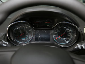 2017款1.4T DCG先锋天窗版 仪表