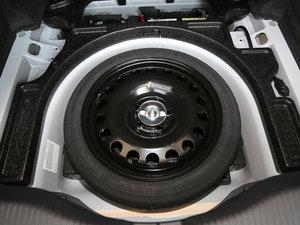 2017款1.4T DCG先锋天窗版 备胎