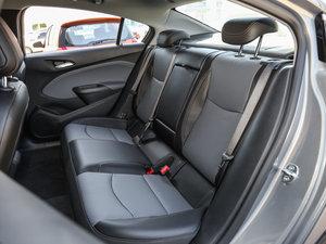 2017款1.4T DCG领锋版 后排座椅