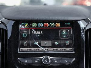 2017款1.4T DCG领锋版 中控台显示屏