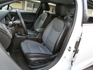 2017款1.4T DCG领锋版 前排座椅