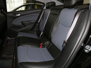 2017款1.4T 创:战纪定制版 后排座椅