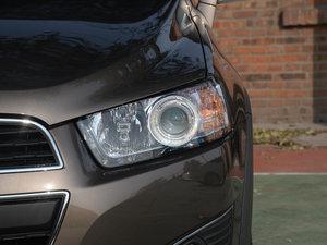 2017款2.4L 自动两驱豪华版 7座 头灯