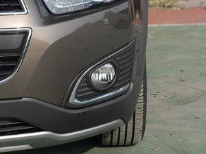 2017款2.4L 自动两驱豪华版 7座 雾灯