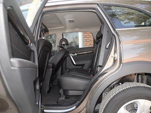 2017款2.4L 自动两驱豪华版 7座 后排空间