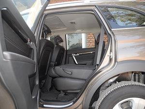 2017款2.4L 自动两驱豪华版 7座 后排座椅放倒