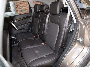 2017款2.4L 自动两驱豪华版 7座 后排座椅