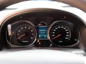 2017款2.4L 自动两驱豪华版 7座 仪表