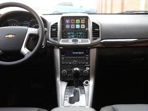 2017款2.4L 自动两驱豪华版 7座 中控台