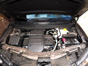2017款2.4L 自动两驱豪华版 7座 发动机