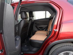 2017款1.4T 自动两驱豪华型 后排空间