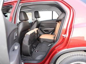 2017款1.4T 自动两驱豪华型 后排座椅放倒