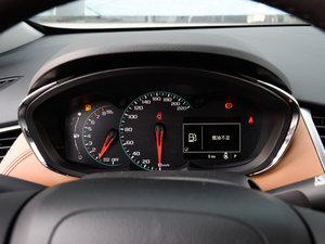 2017款1.4T 自动两驱豪华型 仪表