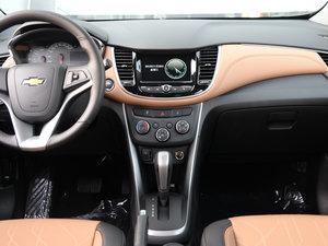 2017款1.4T 自动两驱豪华型 中控台