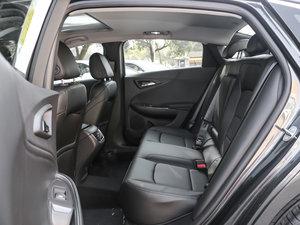 2017款1.5T 自动锐驰版 后排空间